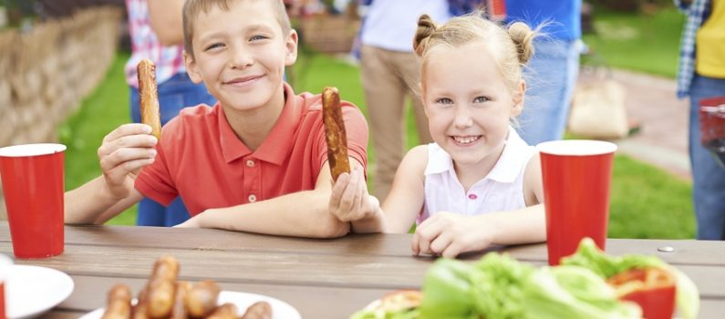 Wie viel Fleisch und Wurst sind gesund fürs Kind?